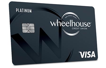 Wheelhouse Platinum Credit Card