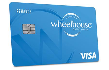 Wheelhouse Platinum Rewards Credit Card
