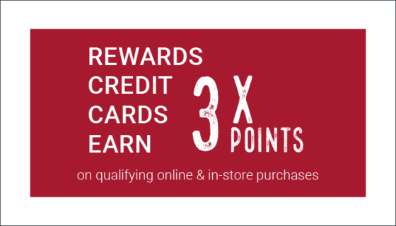 Rewards Credit Card Offer