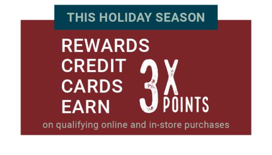 Rewards Credit Card Offer