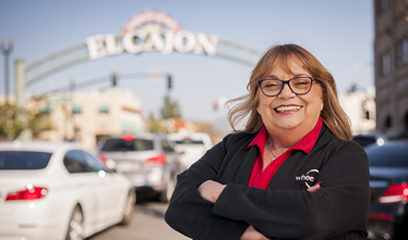 Employee in El Cajon