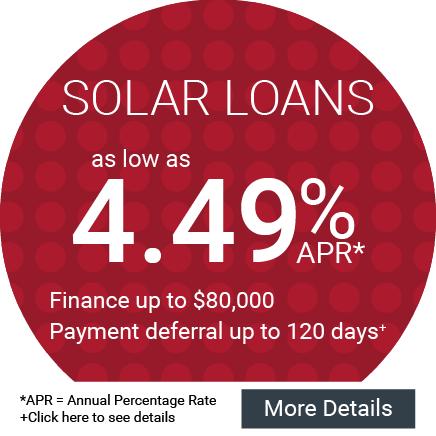 Solar Loan offer