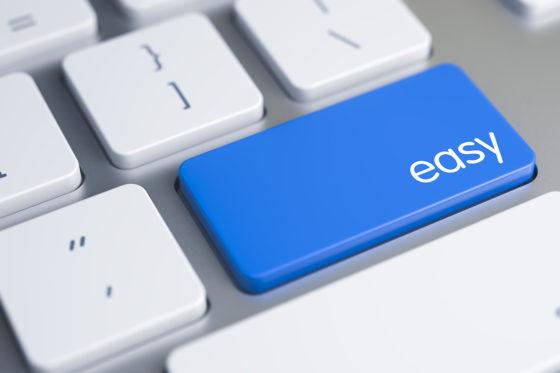 make it easy keyboard